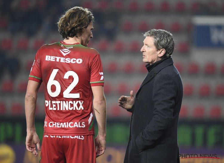 """Zulte Waregem prolonge l'un de ses titulaires indiscutables : """"Un joueur intelligent!"""""""