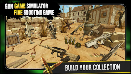 Gun Game Simulator: Fire Free – Shooting Game 2k18 1.2 screenshots 5