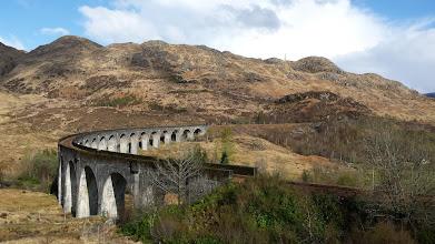 Photo: Viaduc de Glenfinnan (voir Harry Potter)