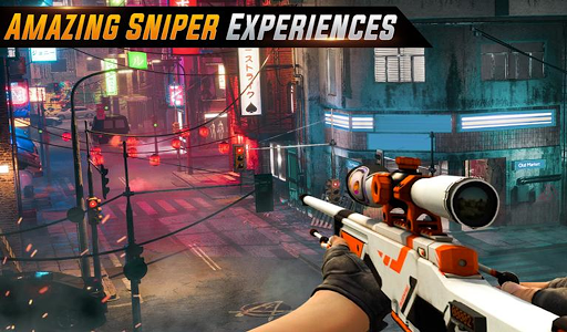 Real Sniper Strike: FPS Sniper Shooting Game 3D android2mod screenshots 14