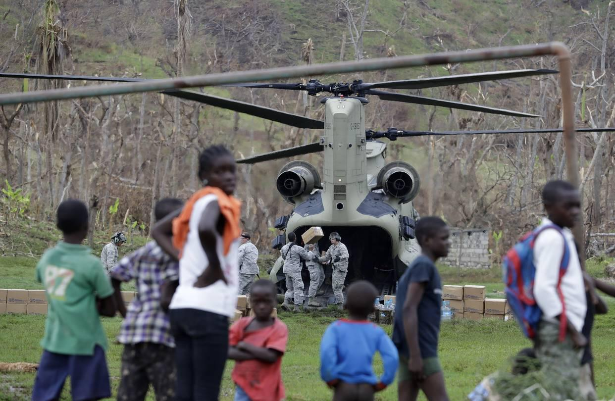 The Curse of Charity in Haiti Sustained foreign aid, such as rice, drives many local producers out of business