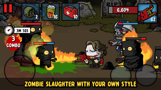 Zombie Age 3 Mod Apk 1.7.7 Latest (Unlimited Money + Ammo) 9
