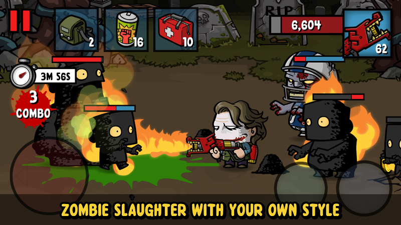 Zombie Age 3: Survival Rules Screenshot 8