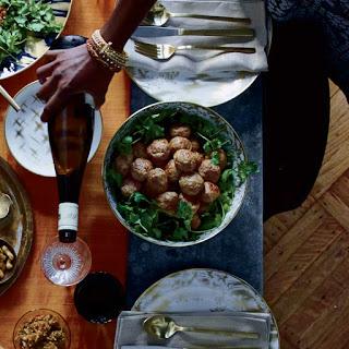 Turkey Ginger Meatballs Recipes