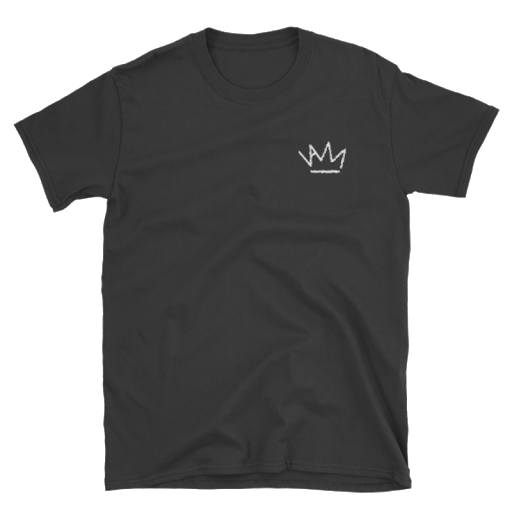 IAM Crown Dark T-Shirt