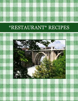 *RESTAURANT*   RECIPES