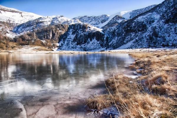 Il lago ghiacciato di PietroD