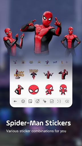 Facemoji Keyboard Pro: DIY Themes, Emojis, Fonts 2.6.0.3 screenshots 3