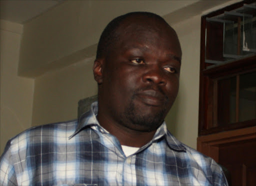 Controversial blogger Robert Alai