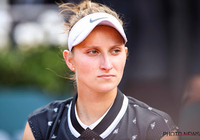 Markéta Vondroušová blaast de aftocht in eerste ronde Roland Garros