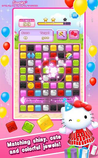 Hello Kitty Jewel Town Match 3 3.0.13 screenshots 1