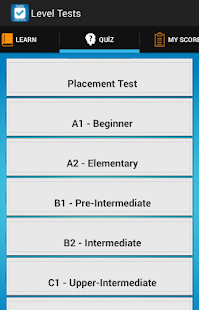 English Level Tests A1 to C2- screenshot thumbnail