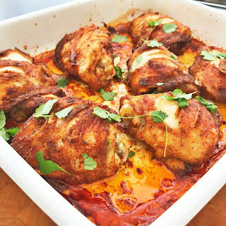 Mexican Chicken Thighs Recipes.