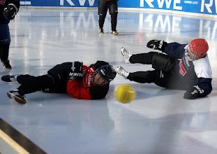 Photo: Polar Soccer WM 2011 -Wohin er wohl fliegt