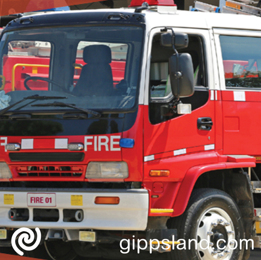 One of the government's 2020-21 Volunteer Emergency Services Equipment Program grants