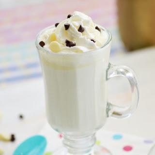 Easy White Hot Chocolate.