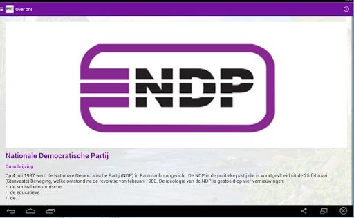 Nationale Democratische Partij