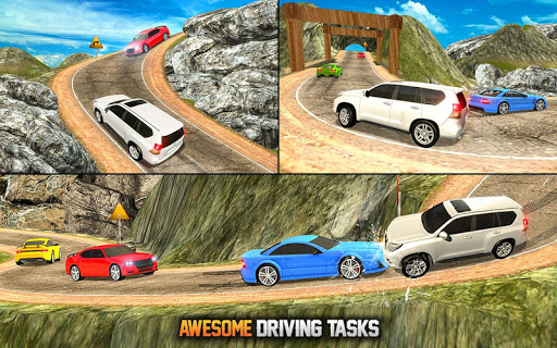 Prado Driving Simulator: Free Prado Games for PC