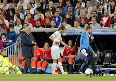 Zidane content de la prestation de Bale