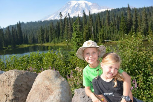 National Parks That Seattle Families Love (& Amazing Cabins Nearby)