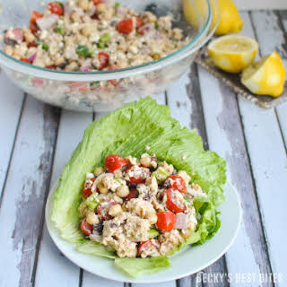 Healthy Tuna Lettuce Wraps Recipes.