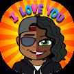 AfroMoji: New black skin Emoji Free APK