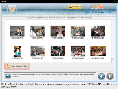 Photos Recovery Software Help screenshot 5