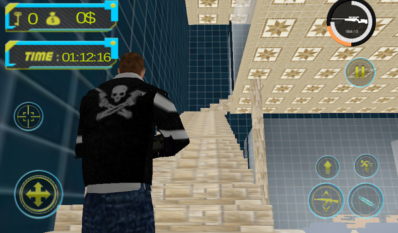 android Bank Robbery : Crime Case Screenshot 5