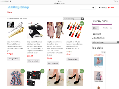 AliBuy-Shopping screenshot 5