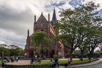 Photo: Kirkwall, Orkney Islands