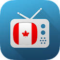 Canadian Television Free Guide icon