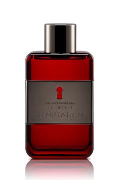 Perfume Antonio Banderas The Secret Temptation para Hombre Eau De Toilette x 100ml