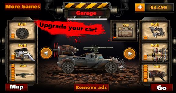 Monster Car Hill Racer 2 v1.2 (Mod Money) 5