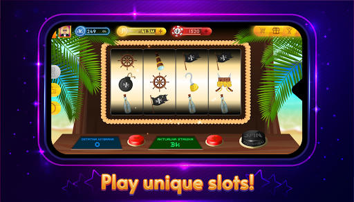 One Night Casino - Slots, Roulette screenshots 6