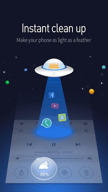 #4. CM Locker-AppLock,ScreenLock (Android)