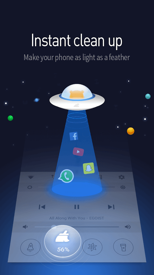 CM Locker-AppLock,ScreenLock- screenshot