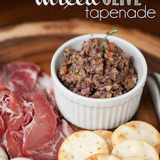 Mixed Olive Tapenade.