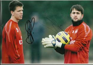 Photo: Wojciech Szczesny IP , Lukasz Fabianski IP