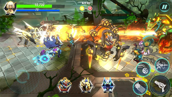 Hack Game Eternity Legends apk free