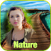 Nature Frames Collage Icon