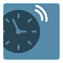 Vibration Clock Free icon