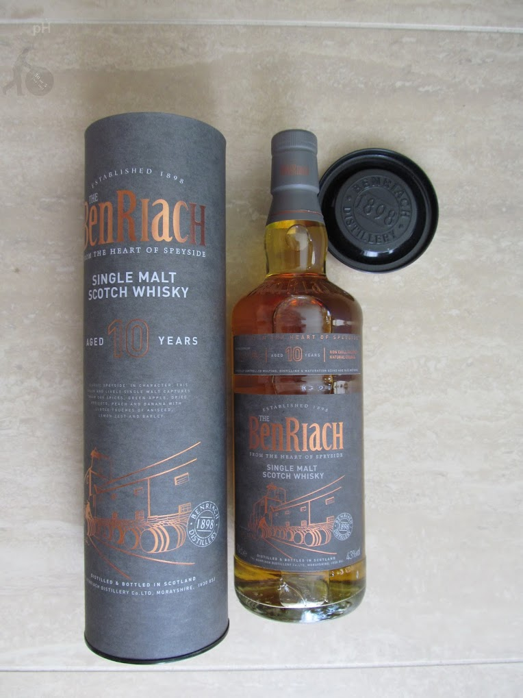 BenRiach 10yo NEW