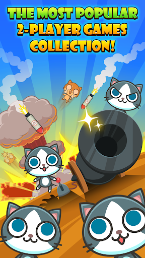 Cats Carnival - 2 Player Games 2.2.3 screenshots 1
