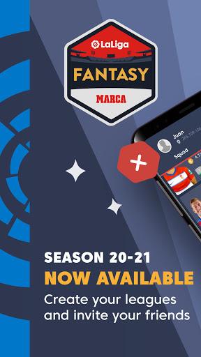 LaLiga Fantasy MARCA️ 2021: Soccer Manager 4.4.0 screenshots 1