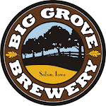 Logo for Big Grove Brewery