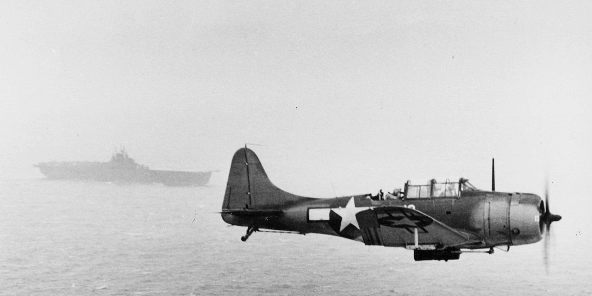 Dauntless Dive Bomber of WWII.jpg