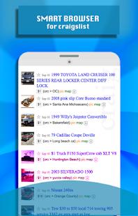 App browser for craigslist services APK for Windows Phone