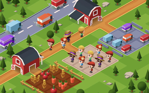 Idle Farm Tycoon - Merge Simulator 0.8 screenshots 18