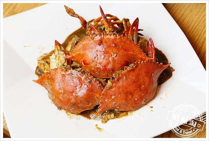 大手町日本料理螃蟹咖哩