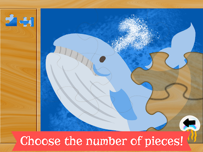 Number Puzzles for Kids- screenshot thumbnail